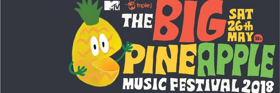Big Pineapple Music Festiva